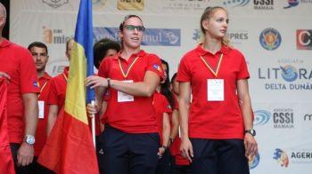 De la Mamaia, nu de la Sinaia :) Echipa de bob feminin trimisa de Romania la Jocurile Olimpice de iarna vine de pe malul marii