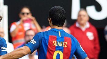 Barcelona, cu un pas in finala Cupei! Messi a centrat, Suarez a marcat: Barcelona - Valencia 1-0