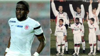 """Comoara din Comore! Cel mai exotic fotbalist din Liga I vrea sa bata Steaua: """"Nu am pregatit ceva special, dar vrem sa facem un meci mare"""""""