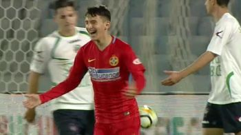 EXCLUSIV | Un fotbalist al Stelei, urmarit de Bayern Munchen! Fotbalistul surpriza care il face pe Becali sa viseze la milioane