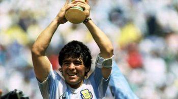 """Trump e o marioneta"", declaratia care l-a costat scump pe Maradona! Cum s-a razbunat presedintele Statelor Unite ale Americii"