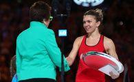 """Simona Halep, """"jefuita"""" de australieni! Cat a lasat impozit din premiul total de 1.6 milioane dolari pentru finala AO"""