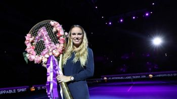 WOZNIACKI, OUT DE LA SANKT PETERSBURG // Daneza a pierdut in sferturile de finala dupa victoria de la Australian Open