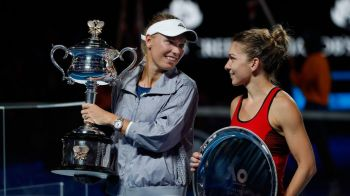 CLASAMENT WTA // Cum arata lupta dintre Simona Halep si Caroline Wozniacki, dupa eliminarea danezei de la Sankt Petersburg