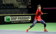 """SIMONA HALEP, provocata la un meci UNIC de campioana europeana de tenis de masa: """"Cine pierde, plateste!"""""""