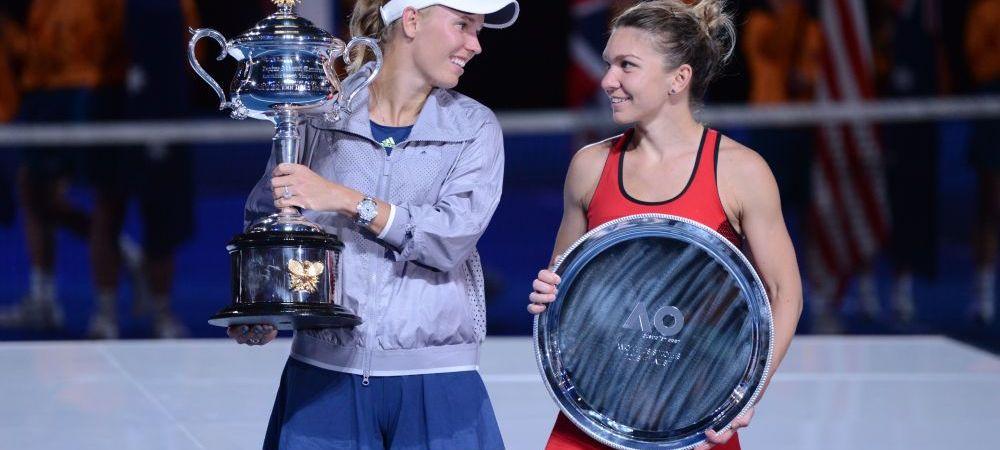 CLASAMENT WTA // Simona Halep poate reveni luna aceasta pe primul loc WTA! Avantajul URIAS pe care il are in fata lui Wozniacki