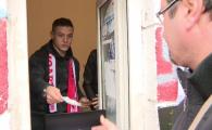 """FOTO: Surpriza uriasa pentru fanii dinamovisti! Torje le-a dat bilete la partida cu Craiova: """"Ne calificam impreuna in playoff!"""""""