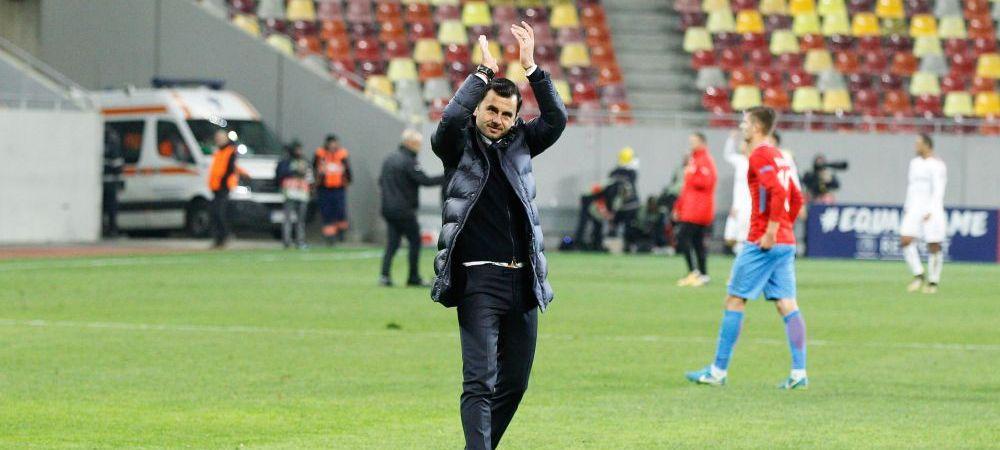 OUT de pe lista UEFA! Jucatorul de care Becali vrea sa scape nu poate juca impotriva lui Lazio! Dica are doar 2 portari in echipa