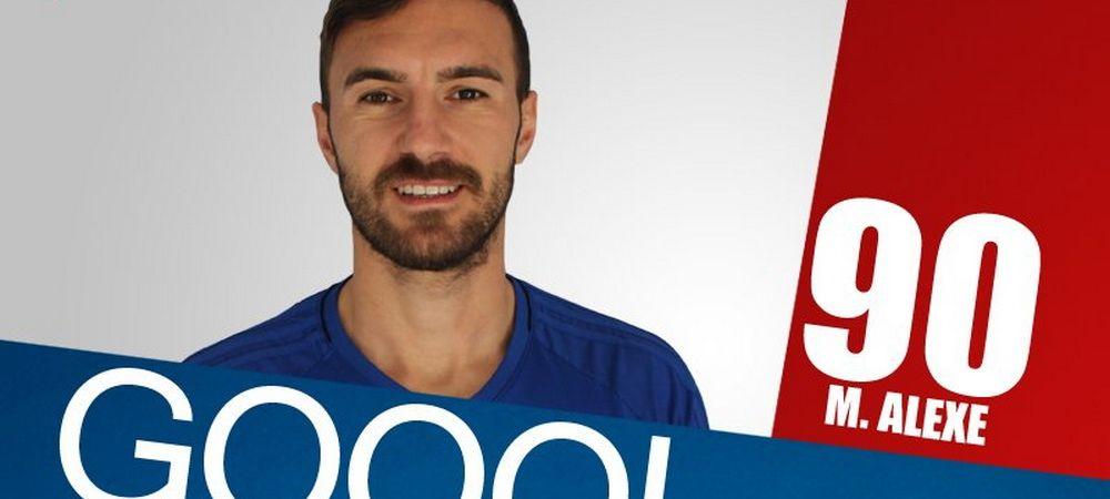GOOOL ALEXE! Fostul atacant al lui Dinamo a marcat primul gol dupa 2 ani! Cum a reusit sa inscrie pentru Karabukspor