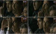 Cristiano Ronaldo s-a enervat dupa ce a fost SCOS DE PE TEREN de Zidane! Ce i-a spus cameramanului care il filma pe banca! VIDEO
