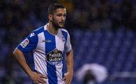 Inca o lovitura primita de Florin Andone! Decizia de ULTIMA ORA luata de Deportivo La Coruna
