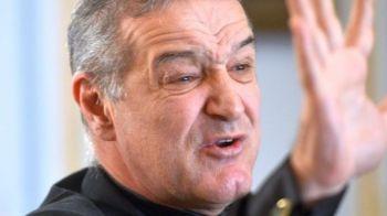 "STEAUA - CFR CLUJ // Gigi Becali a anuntat deja cum va arata Steaua la derby-ul de saptamana viitoare: ""Iti face Dumnezeu echipa!"" Doua absente majore pentru Dica"
