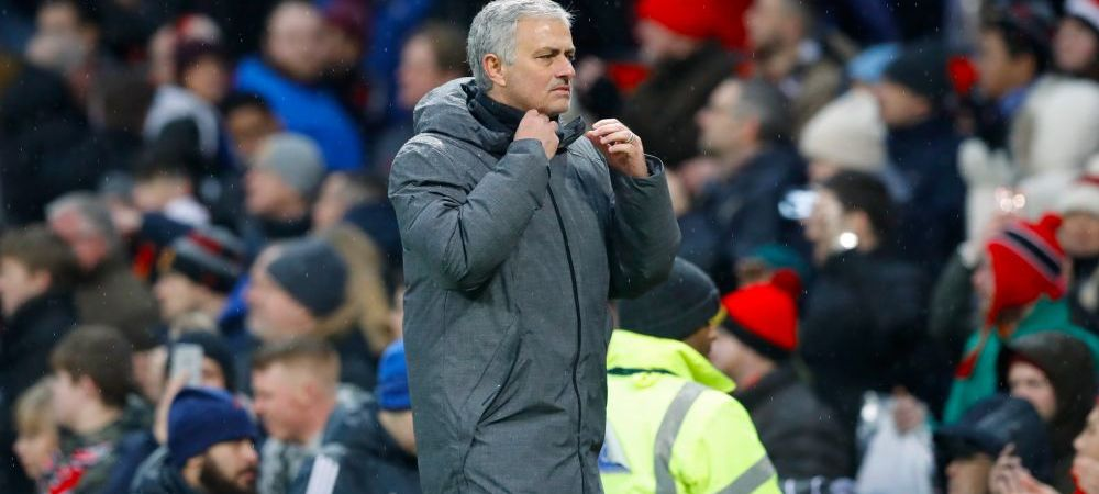 Transfer total neasteptat la Manchester United! Pe cine vrea sa aduca Mourinho in vara