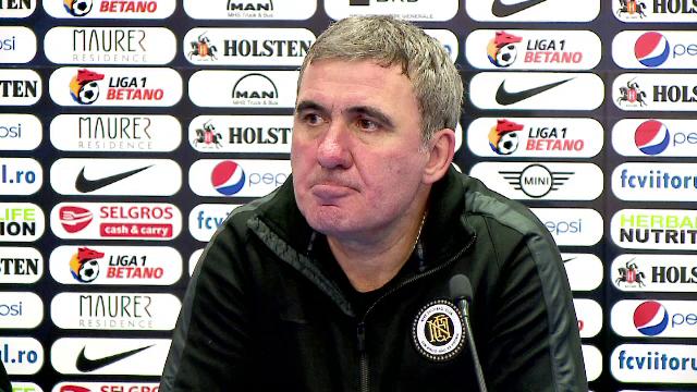 """""""Am luat decizia de a nu mai vorbi despre situatia fotbalului romanesc pe o perioada nedeterminata!"""" Comunicatul oficial al lui Gica Hagi"""
