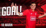 Razvan Marin este jucatorul momentului in Belgia! Declaratia superba a antrenorului de la Standard dupa golul romanului
