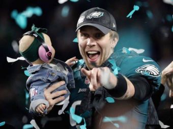 Copy-paste din liceu! Nimeni nu s-a asteptat la asta: cum s-a castigat un Super Bowl istoric cu o faza de liceu