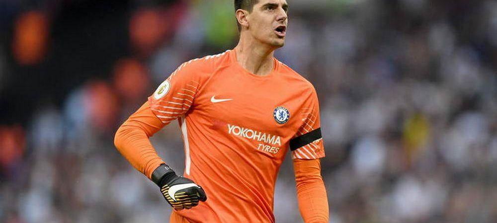 Ce surpriza! Chelsea i-a gasit inlocuitor lui Courtois: transfera de la Manchester City