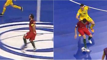 VIDEO Genialul Ricardinho, o noua faza de senzatie la EURO! Un coechipier a dat golul ultimei etape din grupe