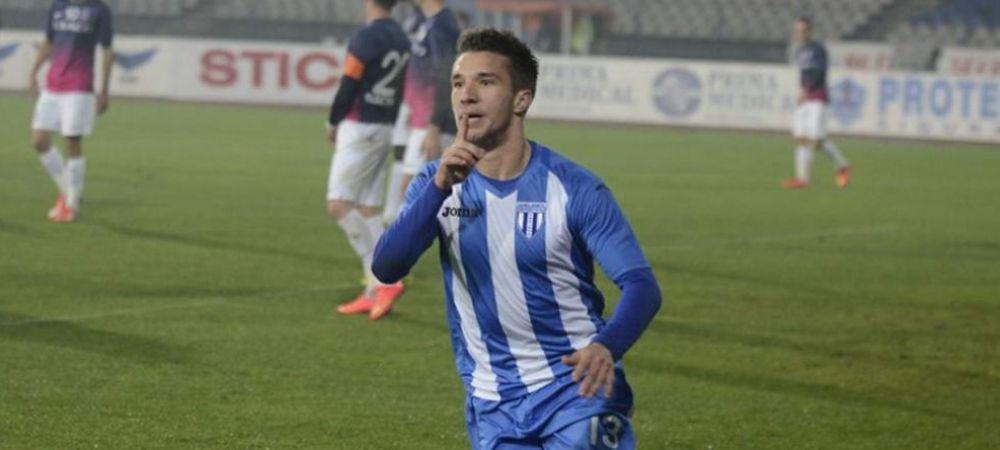 Nu mai e jucator de 3 milioane de euro :) Craiova i-a schimbat contractul dupa meciul cu Dinamo: cat costa acum Baluta si ce sanse are sa mai ajunga la FCSB