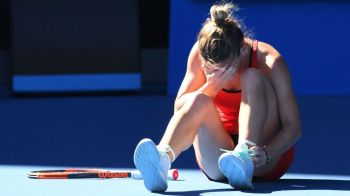 "HALEP, OUT DE LA FED CUP // Simona Halep e in continuare accidentata: ""Nu a vrut sa riste!"" Prima reactie"