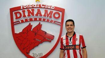 Inca o revenire la Dinamo! Palic a semnat in aceasta dimineata