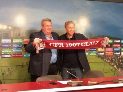 """""""Dan Petrescu are probleme! Asta am si vrut!"""" Clujenii, entuziasmati dupa debutul celui mai scump jucator transferat in aceasta iarna. Ce spune Muresan"""