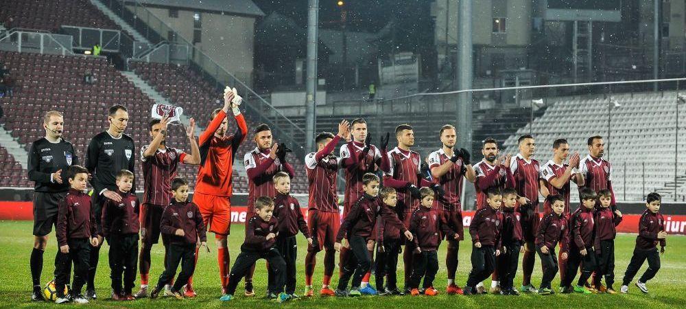 """CFR Cluj anunta ca vrea schimbarea regulamentului Ligii I. Muresan: """"Vom discuta cu ceilalti conducatori si poate vom face cerere la LPF"""""""