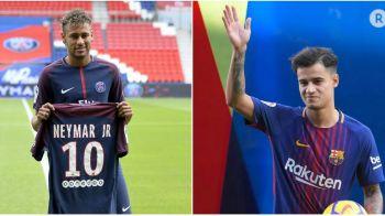 Barcelona, RECORD de investitii in acest sezon! A platit doar 4 milioane mai putin decat PSG pe transferuri. TOP 10 in Europa