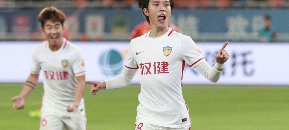 """TEAPA de proportii in fotbalul din China! Cine era """"copilul frumos"""" care facea senzatie anul trecut in echipa lui Cannavaro"""