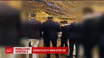Party TOTAL dupa victoria de la Medias! Cum s-au distrat stelistii la botezul lui Budescu