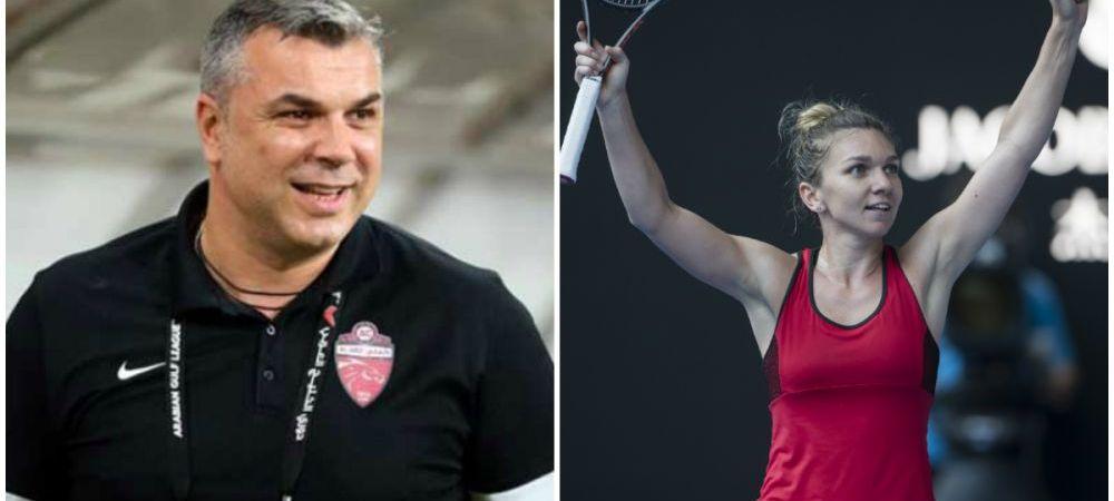 Povestea necunoscuta pana acum! Cum a fost ajutata Simona Halep de Cosmin Olaroiu sa castige un turneu important