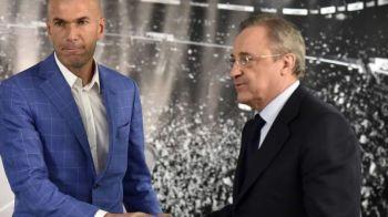 """Perez lucreaza la """"proiectul urmator"""" si incepe cu antrenorul! Real l-a ales pe inlocuitorul lui Zidane: negocierile depind Campionatul Mondial"""