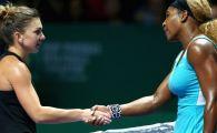 Simona Halep - Serena Williams, primul SOC al anului? Serena revine in circuit si poate juca impotriva Simonei in primul tur la doua turnee majore