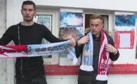 Aroganta SUPREMA in fata Stelei! Au vandut bilete pentru derby cu fularul de la Dinamo - Lazio la gat
