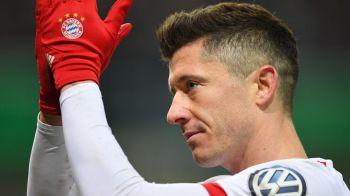 Reactia lui Lewandowski dupa anuntul ca este dorit de Real Madrid! Cum poate deveni REAL transferul