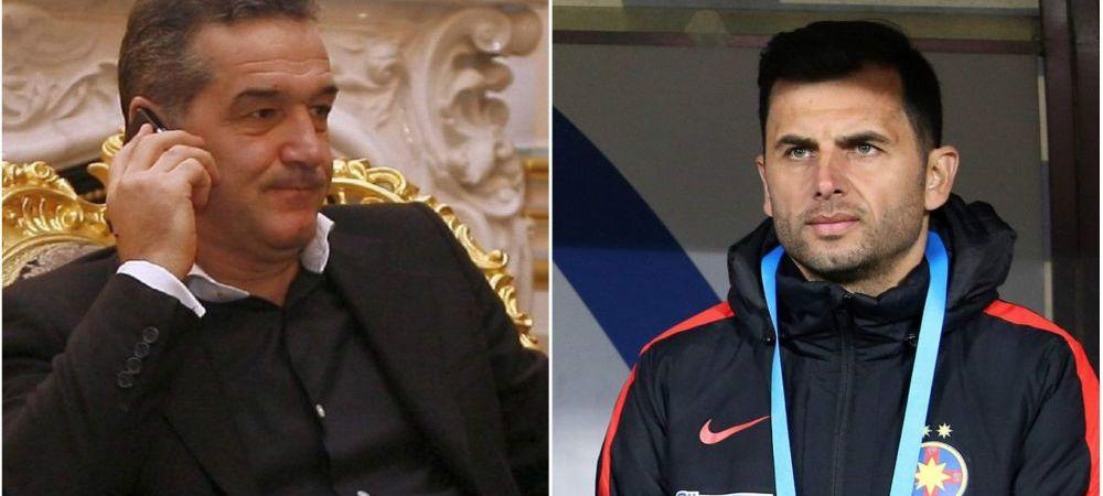"""FCSB - CFR // Becali a dezvaluit echipa lui Dica: o singura dilema, dupa jocul dezamagitor al lui Nedelcu: """"Are nevoie de jocuri tari"""""""
