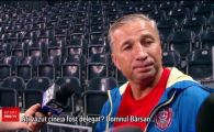 """FCSB - CFR Cluj // Dan Petrescu, nemultumit dupa ce a aflat cine e arbitrul derby-ului: """"N-avem ce sa facem!"""""""