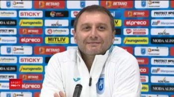 "Baluta a semnat contract nou cu Craiova, dar va ramane pe BANCA? Mangia nu mai are loc pentru el: ""Trebuie sa vedem cum facem"" VIDEO"