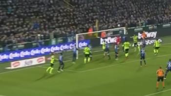 I-a pus mingea PE CAP! Razvan Marin, SUPER centrare de gol! Standard s-a calificat in FINALA Cupei