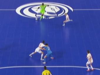 Gol FANTASTIC marcat de portarul din Kazahstan in semifinala Euro! Meci IREAL cu Spania