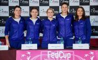 FED CUP ROMANIA - CANADA // Sorana Cirstea joaca prima in duelul cu Canada! Programul meciurilor