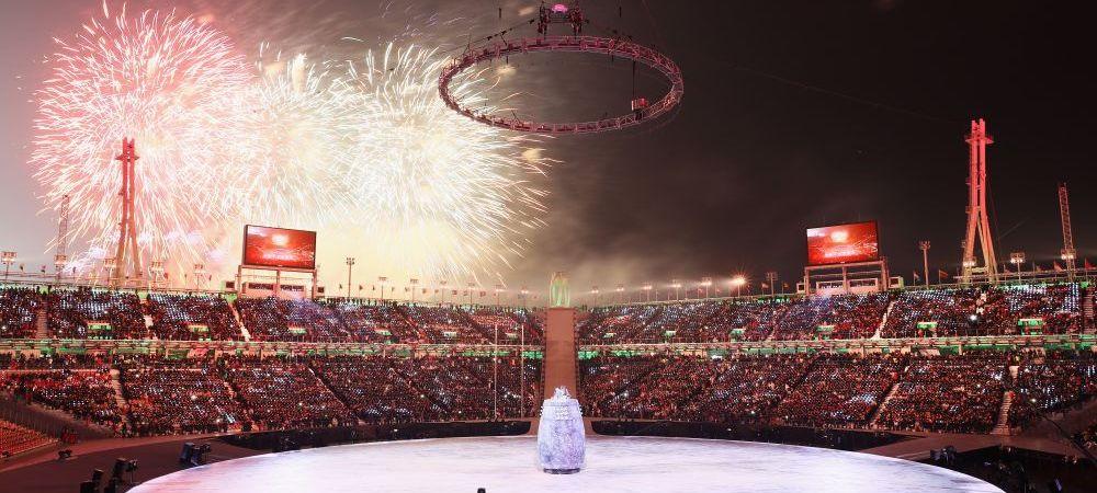 FOTO! Imagini de la ceremonia de deschidere a Jocurilor Olimpice de iarna de la PyeongChang! Romania, reprezentata de 28 de sportivi