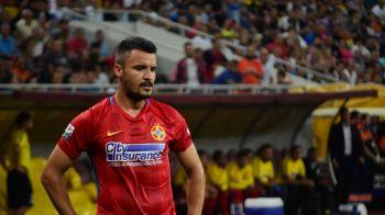 """""""Sa le batem pe CFR si Dinamo si sa trecem de la Lazio!"""" Ce spune Budescu despre perioada infernala pentru Steaua"""