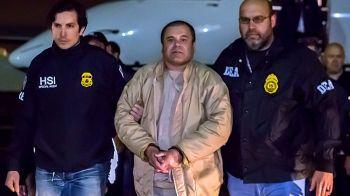 """""""Jur sa nu-i omor!"""" Decizia luata de autoritatile americane inaintea procesului lui """"El Chapo"""" Guzman. Ce se intampla cu juratii"""