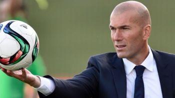 Zidane si-a gasit echipa! SURPRIZA URIASA: e asteptat cu conturile pline de clubul care ar face orice pentru castigarea Champions League