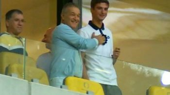 """Becali s-a dus in cantonamentul Stelei inaintea meciului cu CFR: """"Bai, Nedelcule! Bai, Vlade!"""" Ce le-a zis jucatorilor"""
