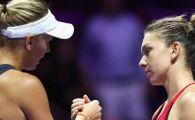 """Simona Halep a vorbit pentru prima data despre momentul care a decis finala Australian Open: """"A apelat la trucuri! Eu nu o sa fac niciodata asa ceva!"""" Gestul care i-a adus trofeul lui Wozniacki"""