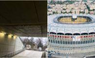Probleme la National Arena, descoperite inaintea meciului FCSB - CFR! Organizatorii au decis sa inchida parcarea