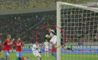 Cele doua faze grele ale derbyului! Mailat l-a lovit cu cotul in fata pe Benzar, Djokovic a atins mingea cu mana la golul lui Vinicius: FOTO