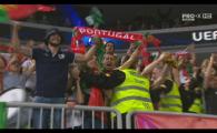 Portugalia, noua campioana a Europei: 3-2 cu Spania, dupa prelungiri! Nebunie in ultimul minut: golul decisiv si bara portarului Spaniei